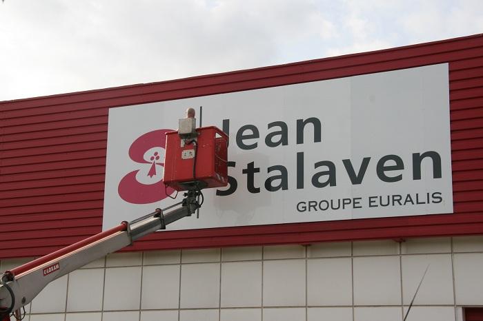 Panneau Stalaven devient Euralis