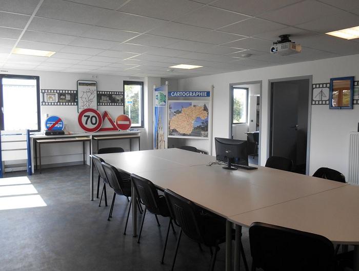salle de réunion De A à Z Publicité