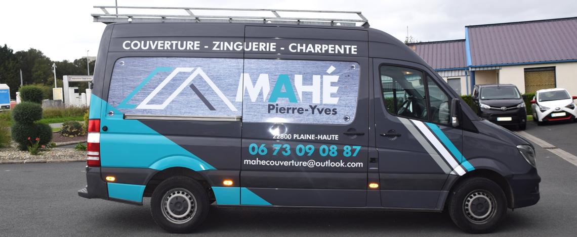 Mahé Pierre-Yves – véhicule